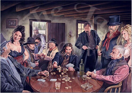 Aces and Eights - The Murder of Wild Bill Hickok