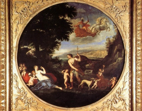 Autumn (Venus and Adonis)