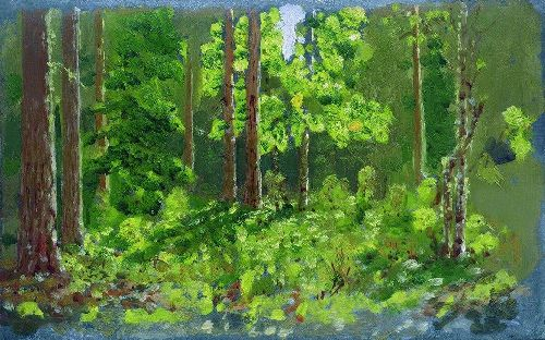 Forest 1887