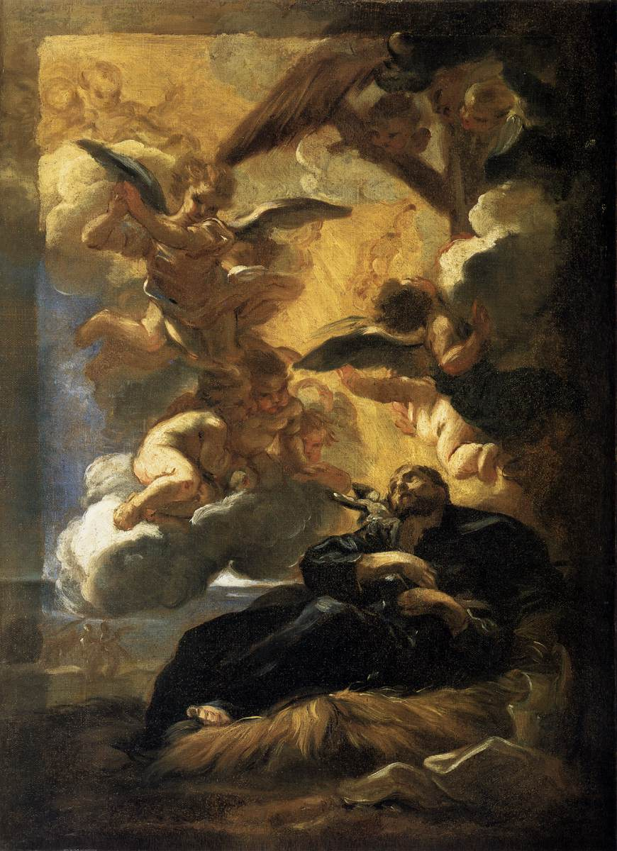 The Vision of St Francis Xavier