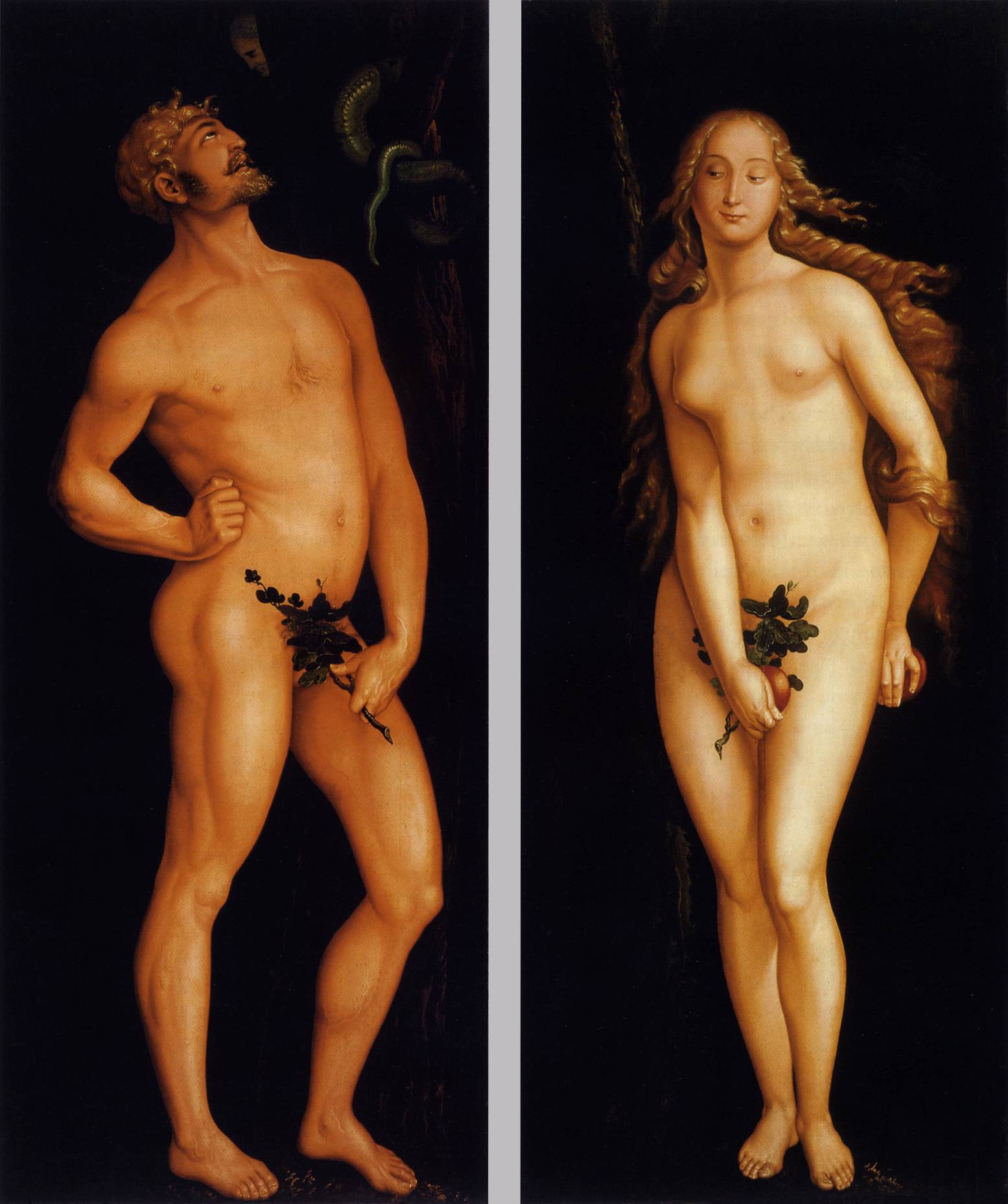 Adam and Eve b