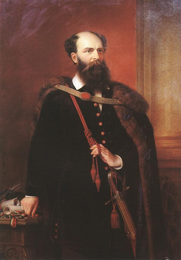 Count lajos Batthyany