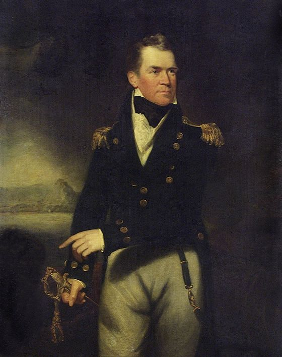 Captain Sir George Ralph Collier