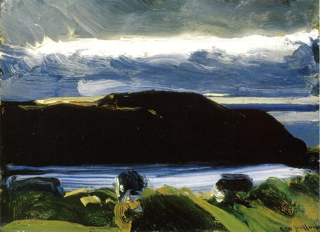 Breaking Sky, Monhegan