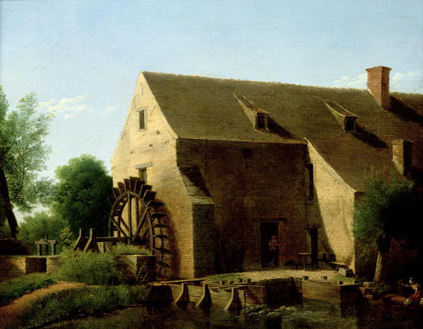 A Mill 1800