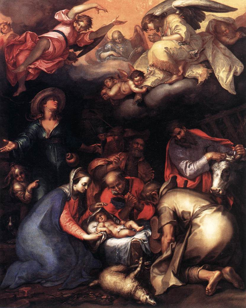 Adoration of the Shepherds v