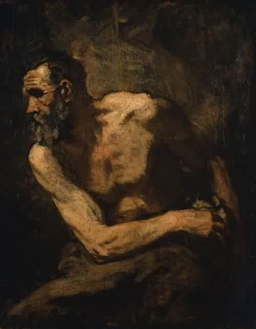 A Miser study for Timon of Athens 1876