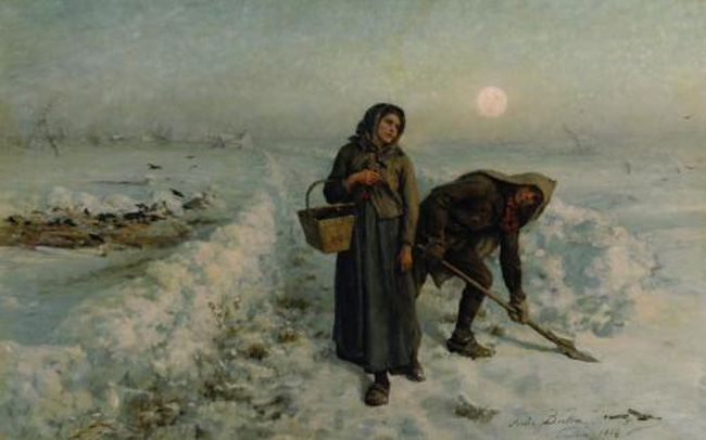 On The Road in Winter, Artois