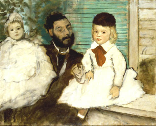 Count Lepic and His Daughters
