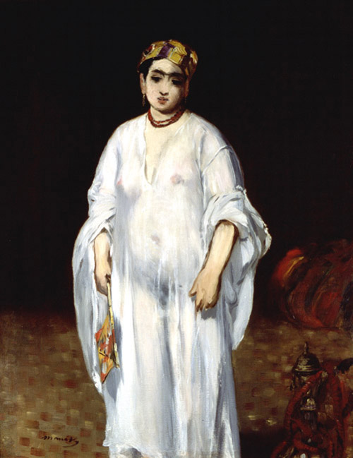 La sultane (Young Woman in Oriental Garb)