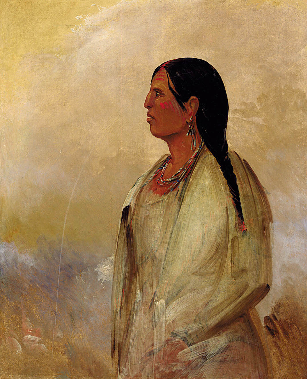 A Choctaw Woman