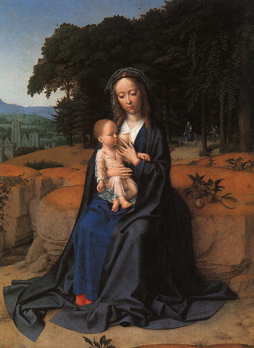 The Rest on the Flight into Egypt c
