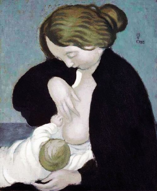 Mother and Child c