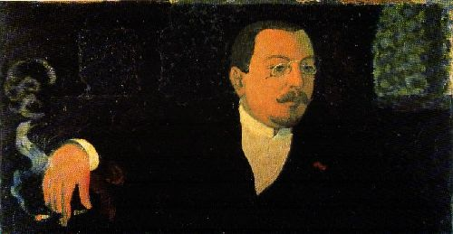 Portrait of Monsieur Huc