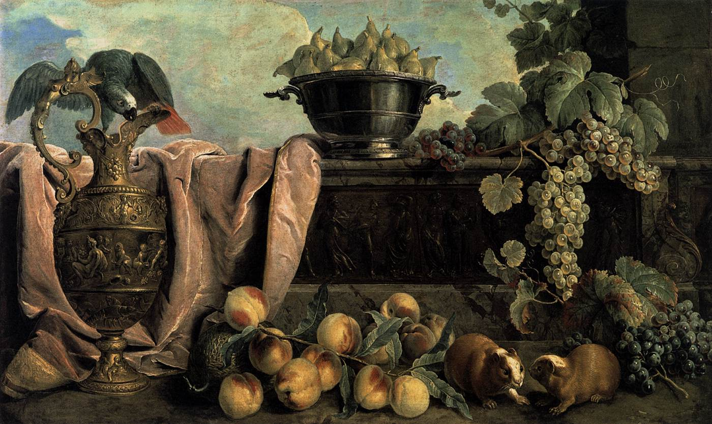 Still Life with Ewer