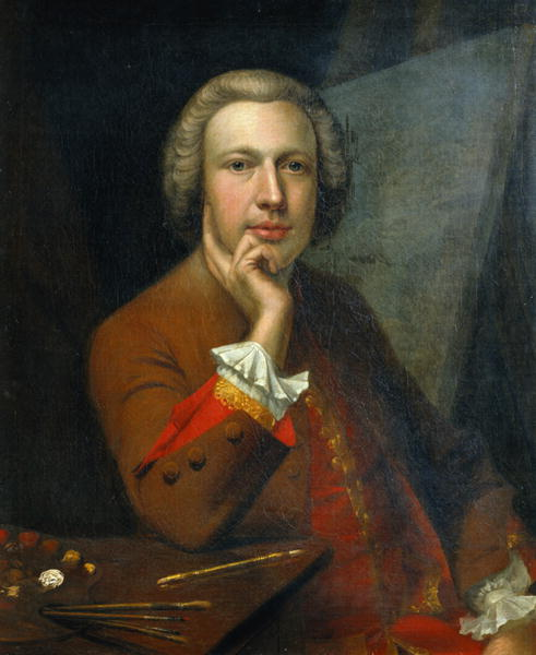 Self Portrait 1742