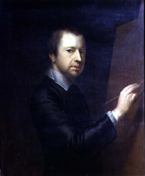 Self Portrait 1754