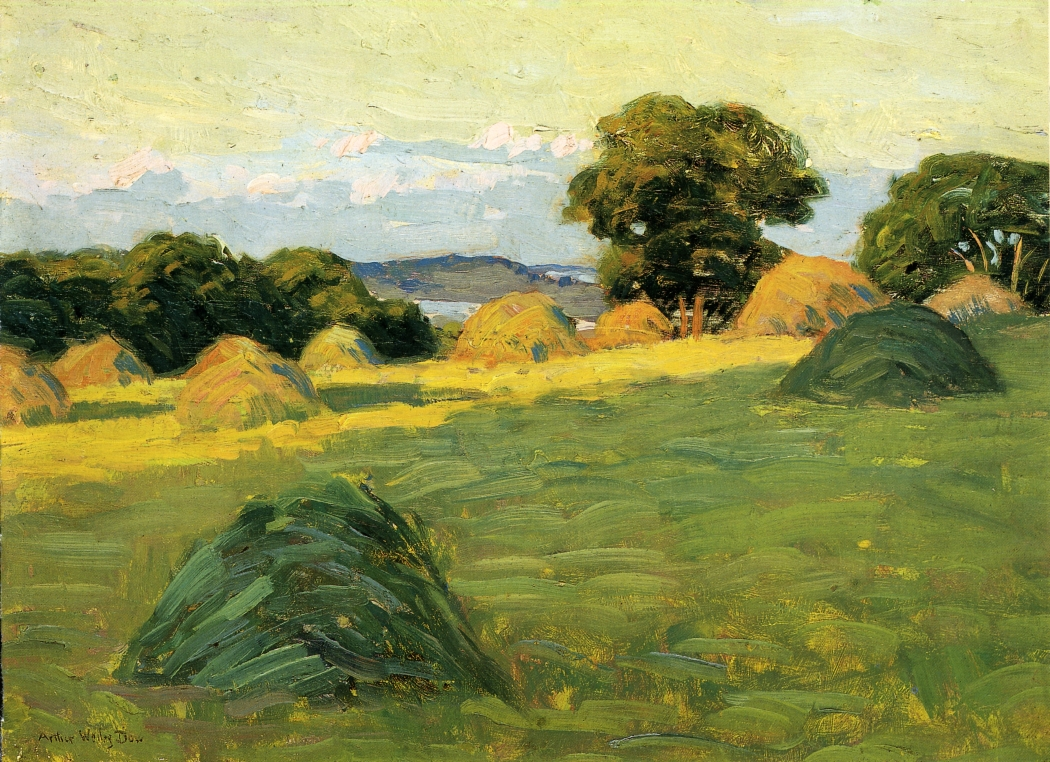 The Hill Field 1908 1910