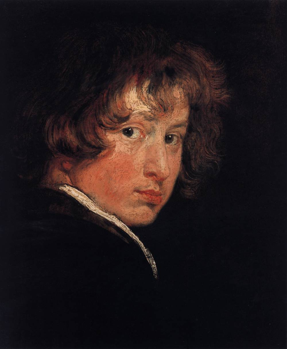 Self-Portrait at the Age of Sixteen