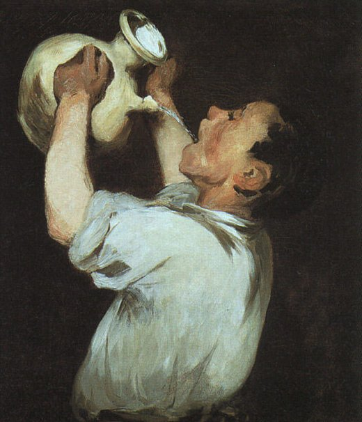 Boy with a Pitcher