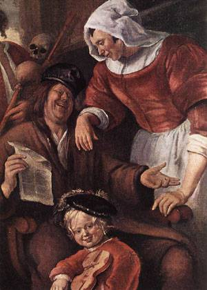 A Merry Party Detail I 1660