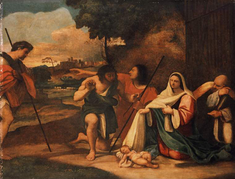 Adoration of the Shepherds II