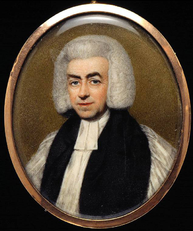 Samuel Hallifax, LL.D., D.D., Bishop of Gloucester 1733 90