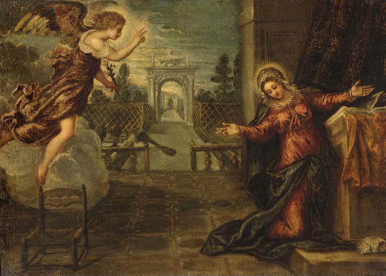 The Annunciation II