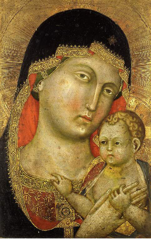 Virgin and Child VI