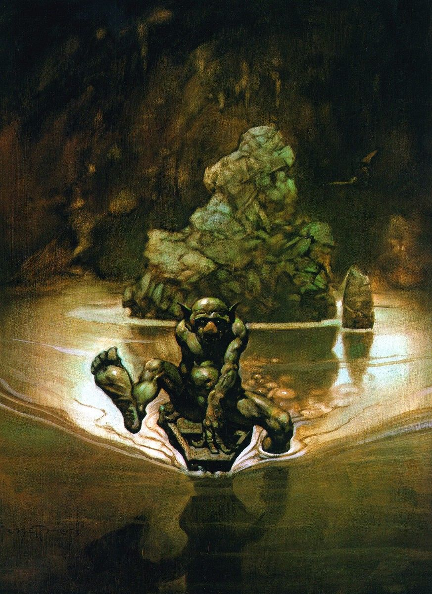 Image result for frazetta underground