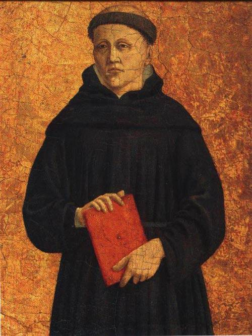 Augustinian Monk