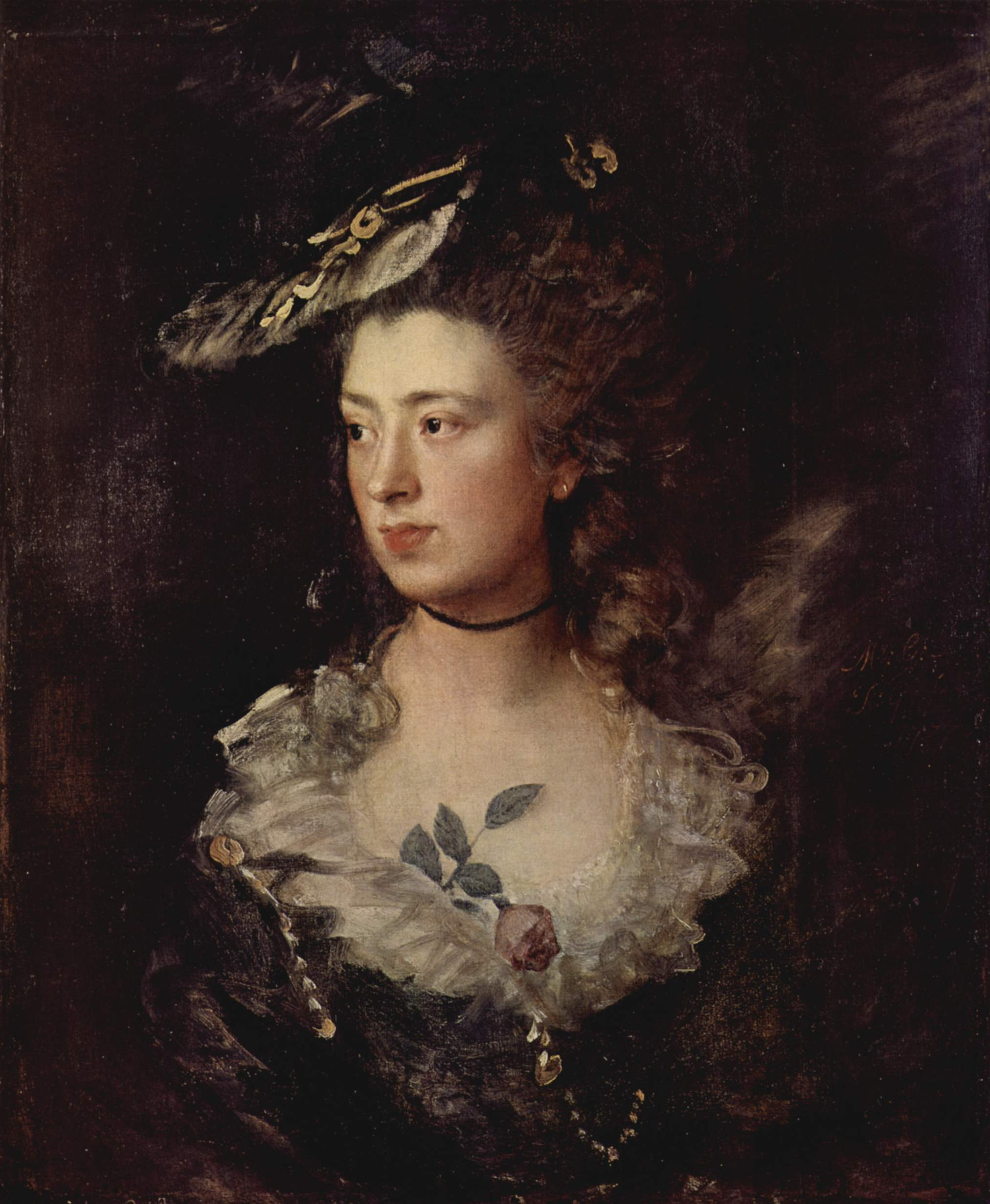 Gainsborough's Daughter Mary