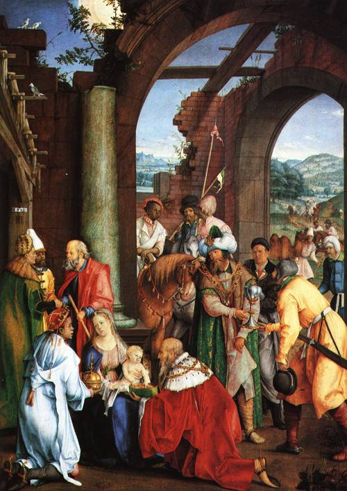 Adoration of the Magi 1511