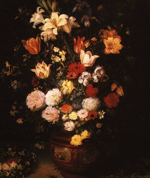 Bouquet of Flowers 1619 20