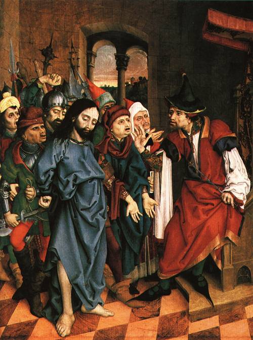 Christ before Pilate 1500