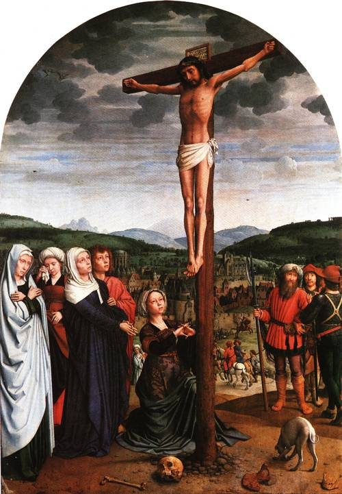 Christ on the Cross 1515