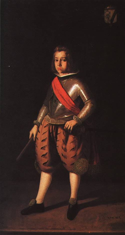 Don Alonso Verdugo de Albornoz 1635
