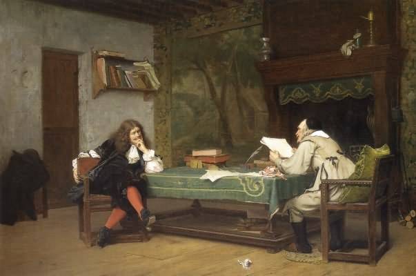 A Collaboration - Corneille and Molière