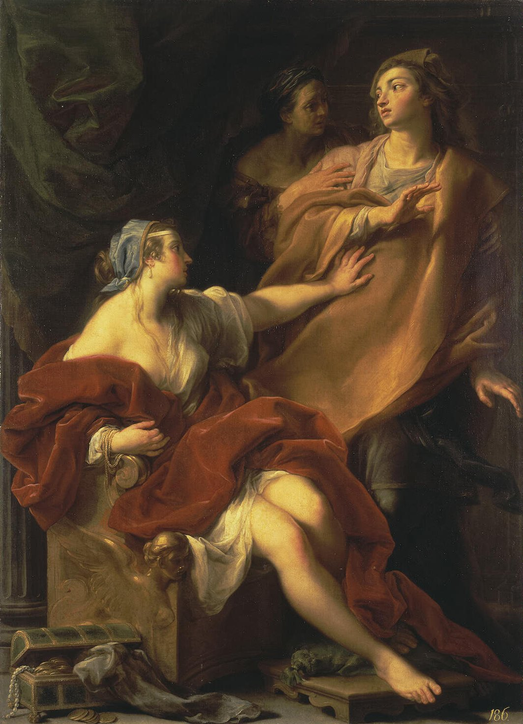 Allegory of Voluptuousness