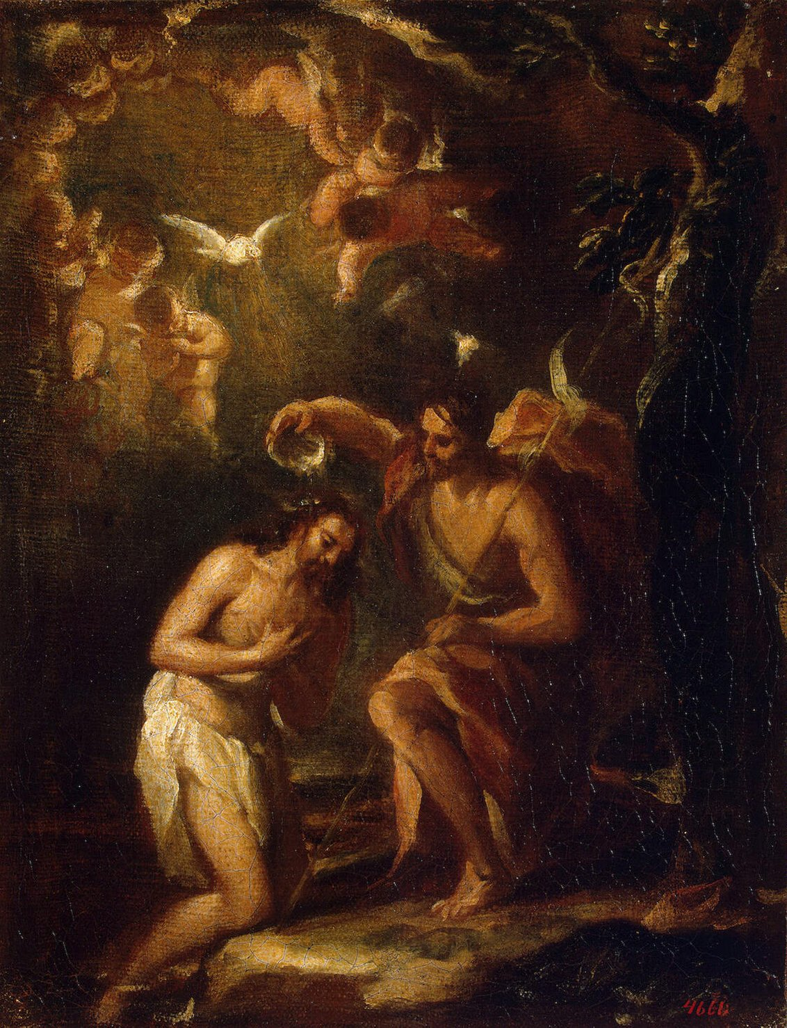 Baptism of Christ II