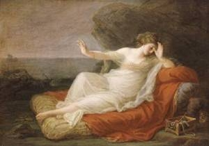 Ariadne Abandoned by Theseus 1774