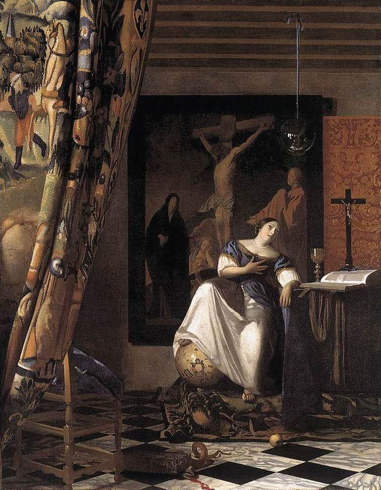 The Allegory of the Faith