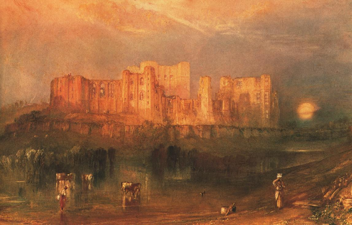 Jmw Turner Oil Painting Reproductions