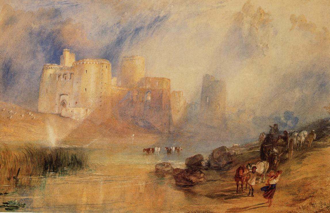 Famous Paintings Of William Turner