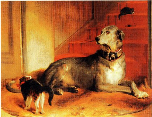 Lady Blessingham's Dog