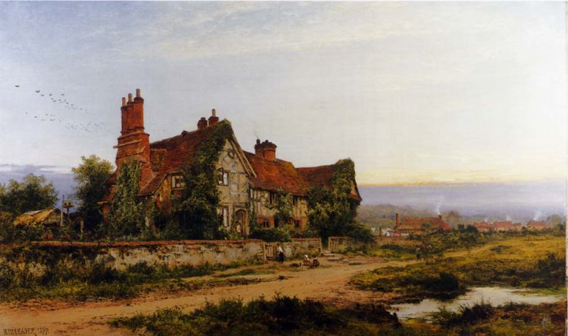 An Old Surrey Home