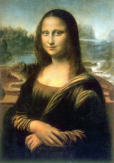 Leonardo Da Vinci Mona Lisa Oil Painting Reproduction