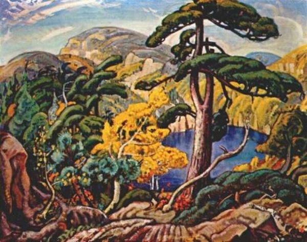 Arthur Lismer Paintings For Sale