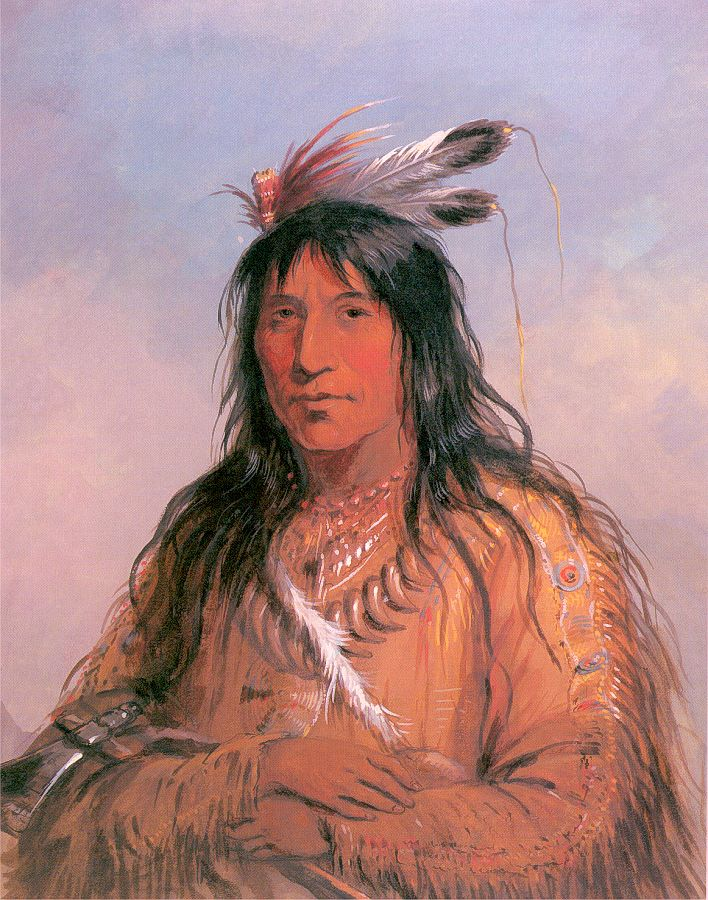 Bear Bull, Chief of the Oglala Sioux