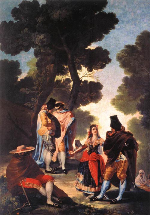 A Walk in Andalusia 1777